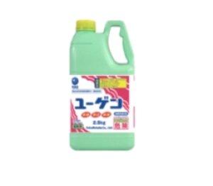 画像1: 【ニイタカ】ユーゲン(塩素系の万能漂白剤) (1)