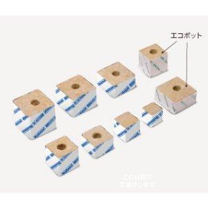 画像1: やさいはなポット【日本ロックウール】水耕栽培用ロックウール  (1)