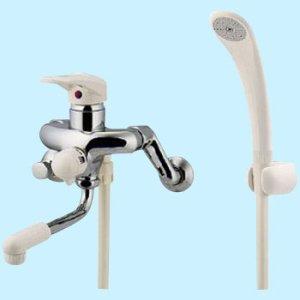 画像1: 143-008 -カクダイ シングルレバーシャワー混合栓 (1)