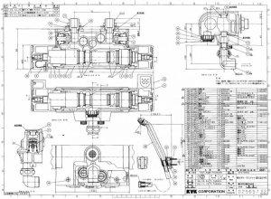 画像1: HEG007(KF270SE2)サーモスタット水栓 【積水ホームテクノ】 (1)