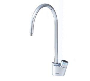 画像1: センサー式専用給水栓 i-Aqua タッチレス浄水器【メイスイ 名水 Meisui】 (1)