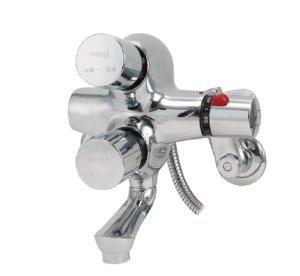 画像1: PS7001  オートストップ(自閉式)シャワー水栓【PREO プレオ】 (1)