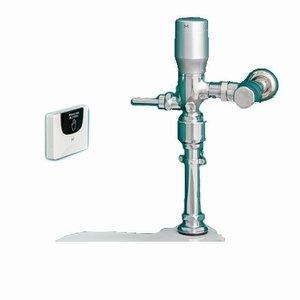 画像1: FDRT 後付け 自動洗浄 フラッシュバルブ Flush Man 【ラムダ】ミナミサワ  大便器用 リモコンタイプ (1)
