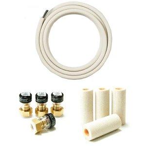 画像1: BREUJ1010 エコユニーク 高耐光性 ペアホース【リビラック】(エコキュートの貯湯タンクとヒートポンプの連結管に)  (1)