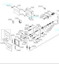 画像2: 【TOTO】 感知フラッシュバルブ(小便器用露出型) 旧新TEA98R⇒FM6TW8-S