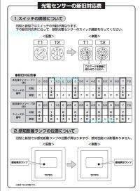 画像1: 【TOTO】 機能復旧ユニット(TEA95用) THE95