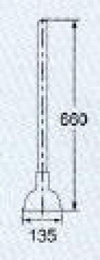画像1: KAKUDAI  スポイドゴム(大)  6017